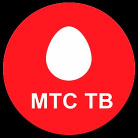 Логотип МТС ТВ