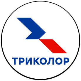 Логотип Триколор