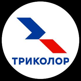 Цифровое телевидение Логотип Триколор