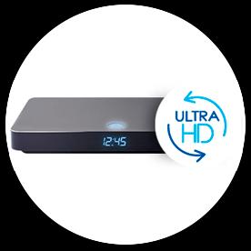 Обмен Триколор на UltraHD