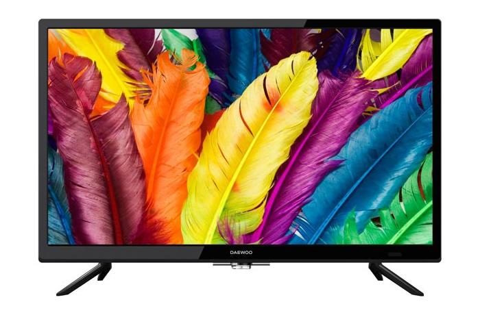 Телевизор на 20 каналов Daewoo L24V638VAE