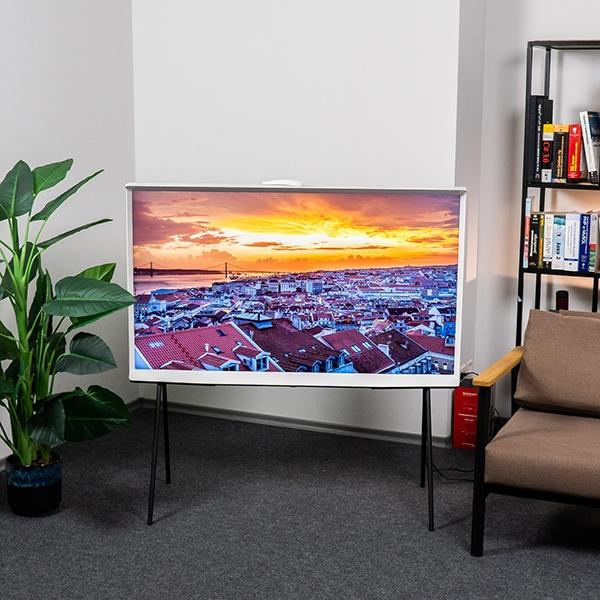 Смарт-телевизор Samsung QE55LS01TAU