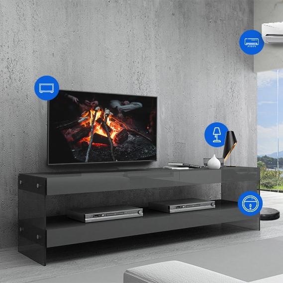 Смарт-телевизор KIVI 55U710KB UHD 4K