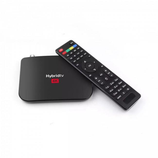 Цифровая приставка DVB-T2 на Android Mecool M8S Plus DVB T2
