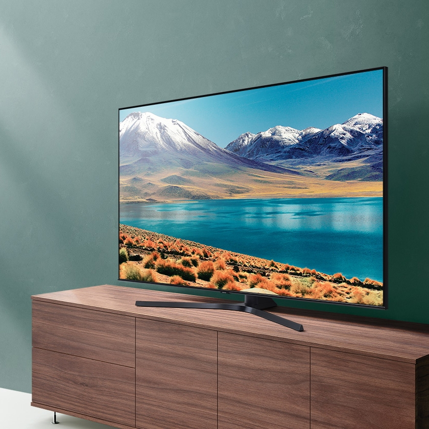 Смарт-телевизор Samsung UE43TU7100U