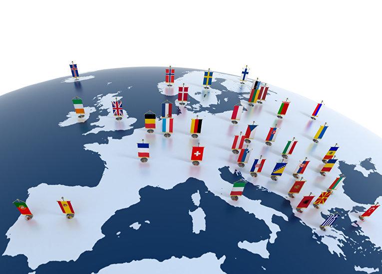 Европейские каналы
