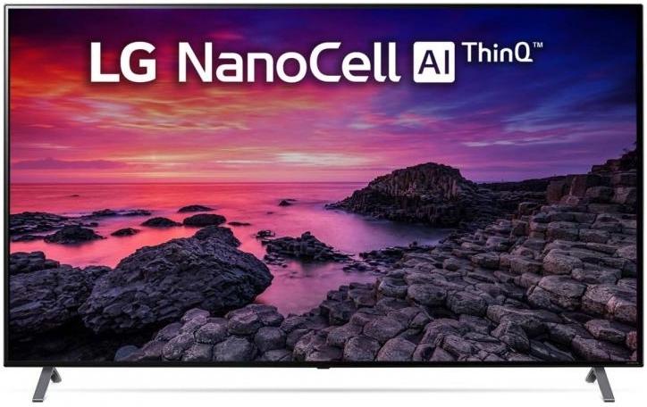 LG 55NANO906NA Лучшие Смарт-телевизоры 2021