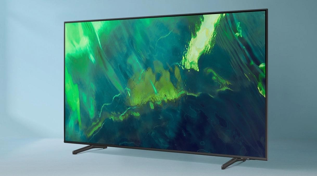 Samsung QE55Q70AAU Лучшие Смарт-телевизоры 2021